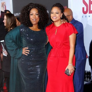 Oprah Winfrey, Ava DuVernay in New York Premiere of Selma - Red Carpet Arrivals