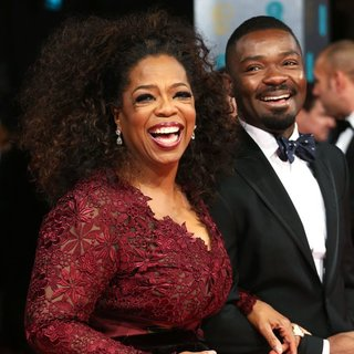 Oprah Winfrey - EE British Academy Film Awards 2014 - Arrivals