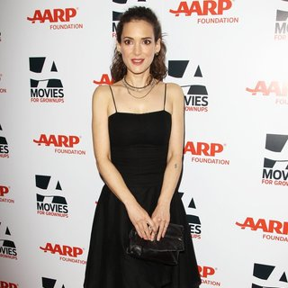 Winona Ryder in 13th Annual AARP's Movies for Grownups Awards Gala