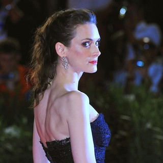 Winona Ryder in The 69th Venice Film Festival - The Iceman - Premiere - Red Carpet