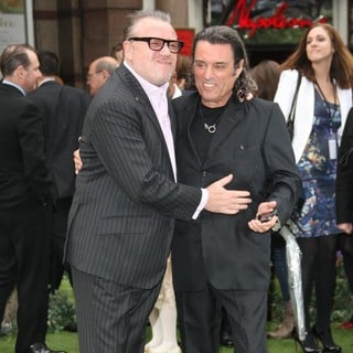 Ray Winstone, Ian McShane in World Premiere of Snow White and the Huntsman - Arrivals