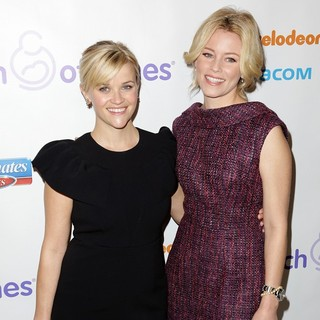 Reese Witherspoon, Elizabeth Banks in March of Dimes Celebration of Babies Luncheon - Arrivals