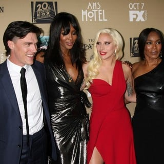 Premiere Screening of FX's American Horror Story: Hotel - Arrivals