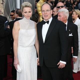 Prince Albert in 84th Annual Academy Awards - Arrivals