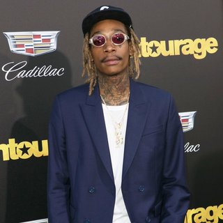 Wiz Khalifa - Warner Bros. Pictures' L.A. Premiere of Entourage - Arrivals