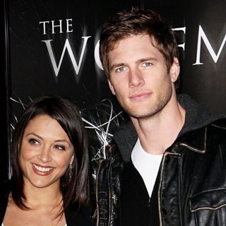 Ryan McPartlin in Premiere of 'The Wolfman' - Red Carpet