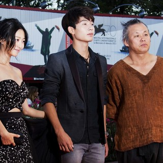 Lee Eun Woo, Seo Young Joo, Kim Ki Duk in 70th Venice Film Festival - Under the Skin - Premiere