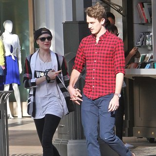 Evan Rachel Wood - Evan Rachel Wood and Michael Thomas Grant Shopping Together