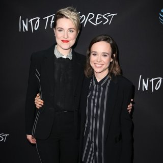 Premiere of A24's Into the Forest - Arrivals