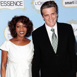 Alfre Woodard, Roderick Spencer in 6th Annual Essence Black Women in Hollywood Luncheon