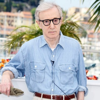 Woody Allen in The 2011 Cannes International Film Festival - Day 1 - Midnight In Paris - Photocall