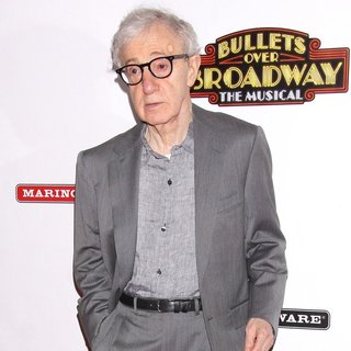 Opening Night of The Musical Bullets Over Broadway - Arrivals