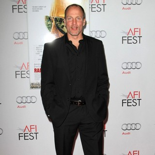 Woody Harrelson in The AFI Fest 2011 Screening of Rampart - woody-harrelson-afi-fest-2011-03