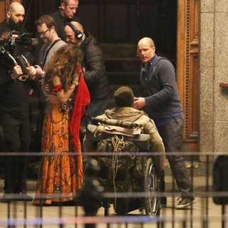 Woody Harrelson Films Lost in London