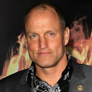 Woody Harrelson in Los Angeles Premiere of The Hunger Games - Arrivals