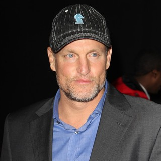 Woody Harrelson in The Hunger Games: Catching Fire Premiere