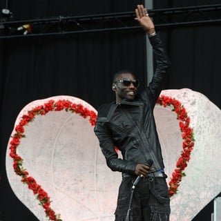 Wretch 32 in BBC Radio 1's Hackney Weekend - Day 1