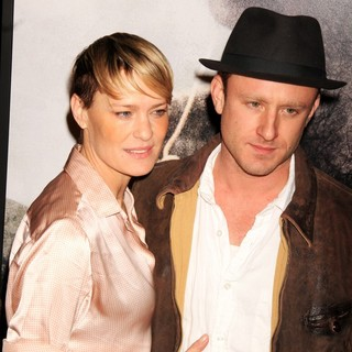 Robin Wright Penn, Ben Foster in New York Premiere of Lone Survivor - Red Carpet Arrivals