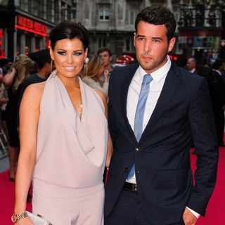 Jessica Wright, Ricky Rayment in UK Premiere of Katy Perry: Part of Me - Arrivals