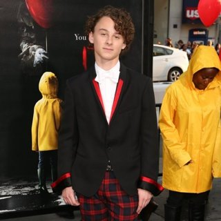 Wyatt Oleff in World Premiere of It