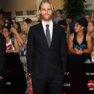 Wyatt Russell in Premiere of Columbia Pictures' 22 Jump Street