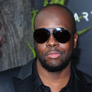 Wyclef Jean in New York Premiere of After Earth