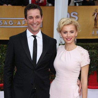 Noah Wyle, Sara Wells in 19th Annual Screen Actors Guild Awards - Arrivals