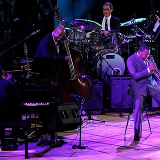 Wynton Marsalis in International Jazz Day Sunset Concert