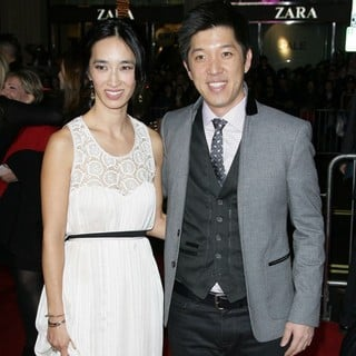 Xie Xingfang, Dan Lin in The Los Angeles World Premiere of Gangster Squad - Arrivals