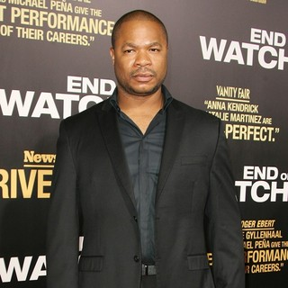 Xzibit in Los Angeles Premiere of End of Watch