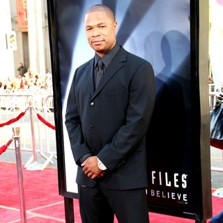 Xzibit in World Premiere of The X Files I Want to Believe