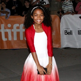 Yara Shahidi in 36th Annual Toronto International Film Festival - Butter - Premiere Arrivals