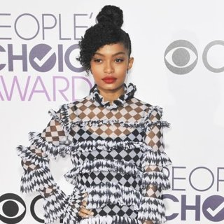 Yara Shahidi-People's Choice Awards 2017 - Arrivals