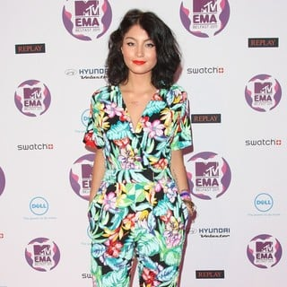 Yasmin in The MTV Europe Music Awards 2011 (EMAs) - Arrivals - yasmin-mtv-europe-music-awards-2011-03