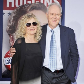 Mary Yeager, John Lithgow in Los Angeles Premiere of The Campaign - Arrivals