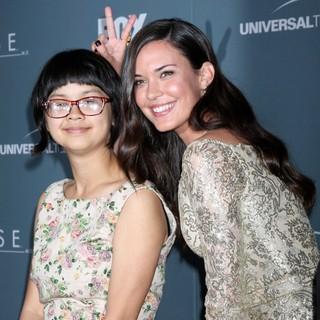 Charlyne Yi, Odette Annable in Fox's House Series Finale Wrap Party - Arrivals