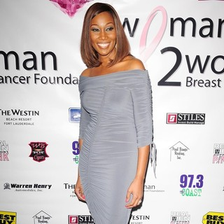 Yolanda Adams - Real Men Support Pink Diamond Ball to Benefit The Woman2Woman Breast Cancer Foundation