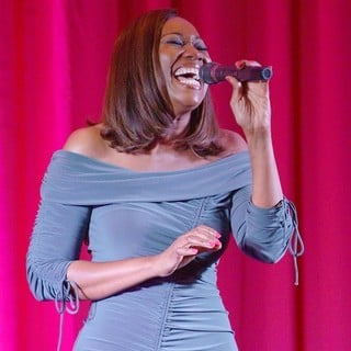 Yolanda Adams in Real Men Support Pink Diamond Ball to Benefit The Woman2Woman Breast Cancer Foundation