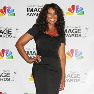 Yolanda Adams in The 43rd Annual NAACP Awards - Press Room