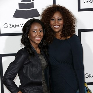 Yolanda Adams - The 56th Annual GRAMMY Awards - Arrivals