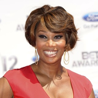 Yolanda Adams - The BET Awards 2012 - Arrivals