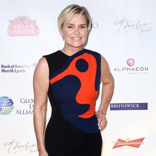 Yolanda Hadid in Global Lyme Alliance - Uniting for A Lyme-Free World Inaugural Gala - Red Carpet Arrivals