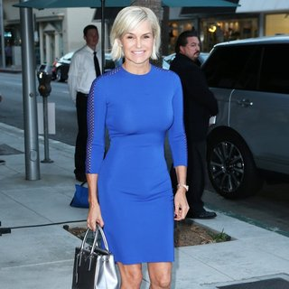 Yolanda Hadid in Nicky Hilton's 365 Style Book Party - Outside Arrivals