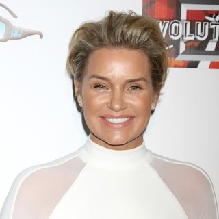 Yolanda Hadid in Premiere Party for Bravo's The Real Housewives of Beverly Hills Season 6 - Arrivals