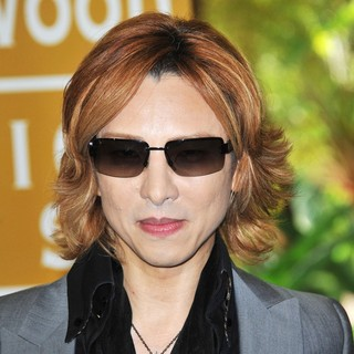Yoshiki Hayashi in The 2011 Hollywood Foreign Press Association Luncheon - Arrivals