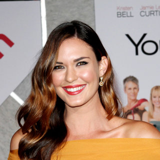 "Odette Yustman in Los Angeles Premiere of ""You Again"""