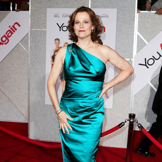 "Sigourney Weaver in Los Angeles Premiere of ""You Again"""