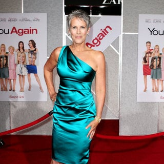 "Jamie Lee Curtis in Los Angeles Premiere of ""You Again"""