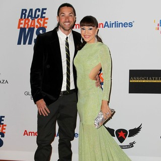 Ace Young, Diana DeGarmo in 19th Annual Race to Erase MS