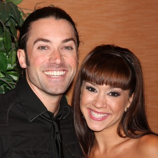Ace Young, Diana DeGarmo in 2012 Movieguide Awards